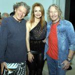 Fernando Bicudo, Simone Cadinelli e Marcos Valle