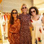 Gisela Assis, Gabriela Moraes e Andrea Marques