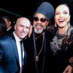 Gringo Cardia, Carlinhos Brown e Ivete Sangalo