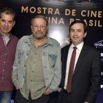 Hélio Pitanga, Carlos Vereza e Paulo Medeiros