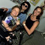 Isabela Portela, Roberta Carvalho e Ursula Tautz