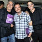 Ivan Lins, Eduardo Bakr e Claudio Lins