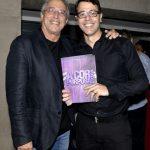 Ivan Lins e seu filho Claudio Lins