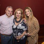 João Luis Souza, Anamaria Café e Helena Ferreira