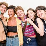 Joao Augusto Muniz, Manoela Pessoa, Joana Galli, Ana Botner e Isadora Schtruk