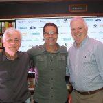 Jorge Davison, Paulo Renato Piquet e Luiz Eduardo Kelly