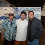 Jorge Salomão, Rafael Vicente e Jandir Ferrari