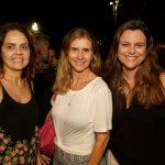 Julienne Valença, Cynthia Valença e Priscila Rocha