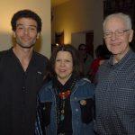 Julio Callado, Vanda Klabin e Paulo Bertazzi