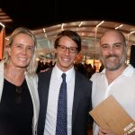 Karin Mussnick, Francisco e Paulo Tiefenthaler