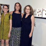 Laura, Monica Barki, Ursula Toutz e Sandra Birman