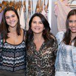 Leticia, Fernanda e Marina Chies