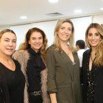 Lydia Dana, Adriana Ruas, Daniela Stabile e Fernanda Di Biase
