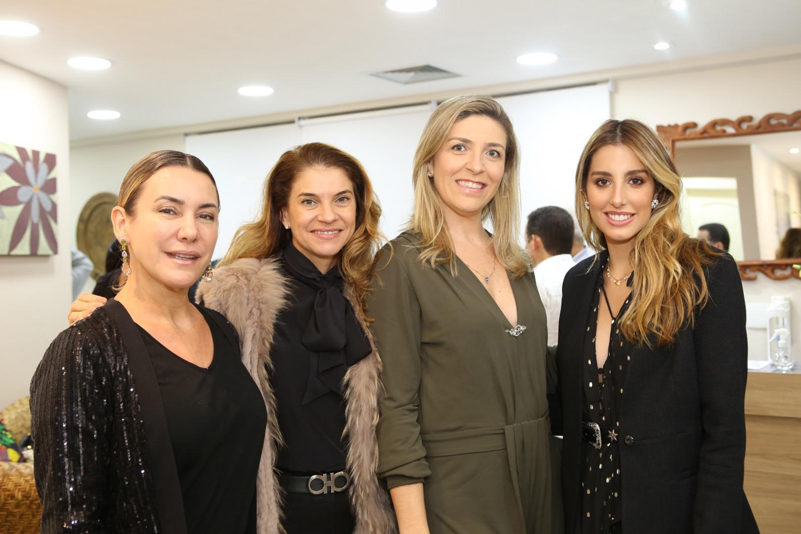 Danielle Stabile inaugura clínica de estética na Barra