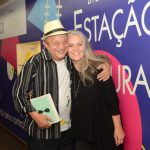 Mano Melo e Cristina Oldemburg