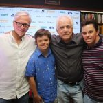 Maraca, João Pedro Rocha, Jorge e Breno Davison