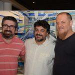 Marcelo Velloso, Rafael Vicente e Zé Carlos Garcia