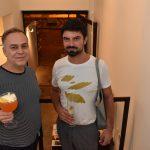Marco paulo Rocha e João GG
