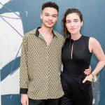 Marcos Pavao e Mariana Falcão