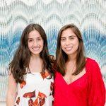 Maria Antonia Ferraz e Charlotte Dupasquier