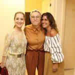Maria Gadu, a esposa Lua Leça e Ana Botafogo