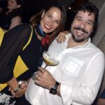 Marina Caruso e Rodrigo Pinto