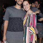 Matheus Cunha e Giovanna Rangel