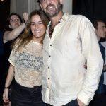 Monica Villela e Walter Gold