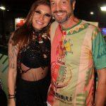 Natalia Soares e Alexis De Vaulx