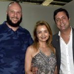 Pablo Leon, Simone Cadinelli e Eduardo Braule-Wanderley