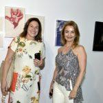 Patricia Rousseaux e Simone Cadinelli