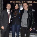 Paulo Medeiros, Janine Salles e Luciano Alves