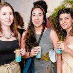 Raquel Rodrigues, Bruna Araujo e Amanda Tavares