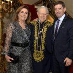 Ruth, Arnaldo e Celso Niskier