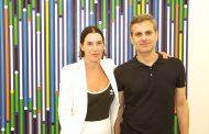 Sarah Morris chega ao Brasil com filme e exposição