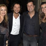 Simone Cadinelli, Fabio Szwarcwald, Eduardo Braule-Wanderley e Tatiana Zukeman