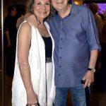 Sylvia Massari e Guto Graça Mello