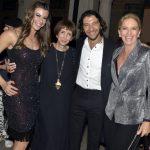 Tatiana Zukeman, Mara Fazlider, Fabio Szwarcwald e Paula Bergamin