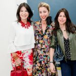 Teresa Aczel, Gabriela Moraes e Ticiana Carvalho