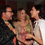 Wolf Maya, Liegè Monteiro e Paolla Oliveira