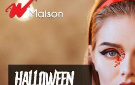 Werner Maison entra no clima de Halloween