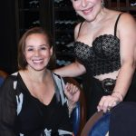 Denise Cabral e Deyse Maia