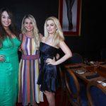 Andrea Guzman, Ana Marquito e Ariadne Coelho