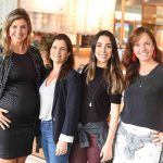 Aline Aieta, Marcia Rodrigues, Patricia Carvalho e Adriana Trindade