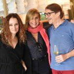 Andrea Menezes, Patricia Hall e Francisco Amorim