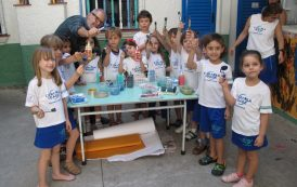 Escola Curiosa Idade realiza Leilão de Arte