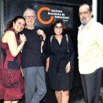 Andrea Cals, Jean - Claude Bernardet, Irene Ferraz e Eduardo Escorel