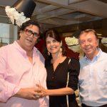 Antonio Neves da Rocha, Viviane e Carlos Alberto Grabowski - Novo Ambiente