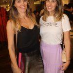 As irmãs Michelle e Bruna Carvalho