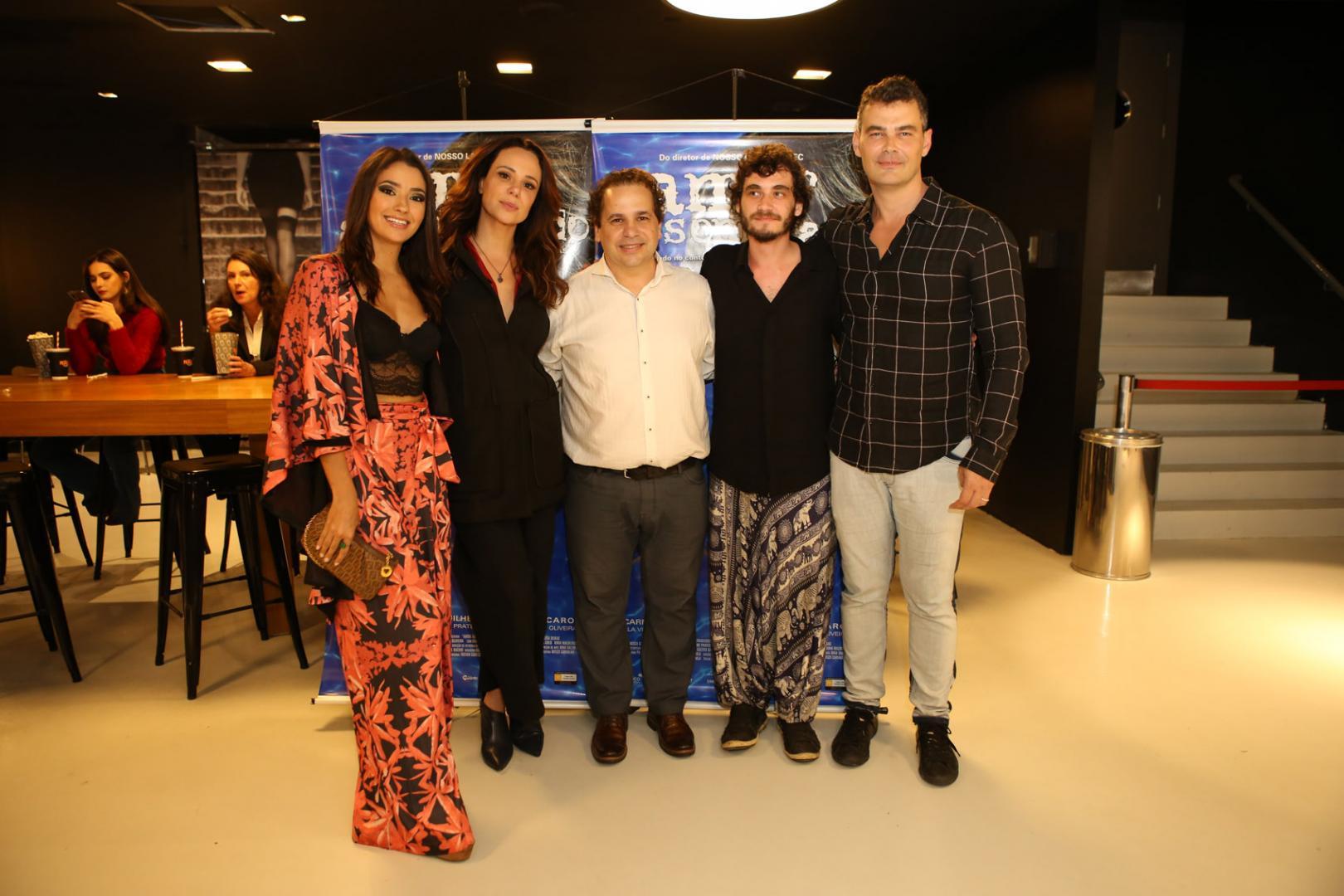 """Filme """"Amor Assombrado"""" faz pré-estreia no Espaço Itaú de Cinema"""